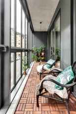 72 smart balcony designs with scandinavian ideas (21)