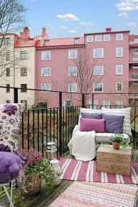 72 smart balcony designs with scandinavian ideas (24)