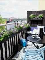72 smart balcony designs with scandinavian ideas (26)