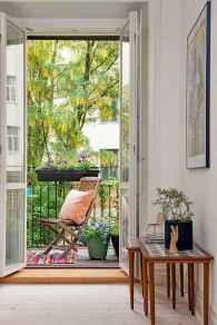 72 smart balcony designs with scandinavian ideas (35)