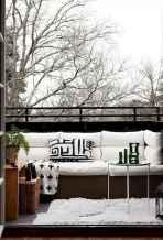 72 smart balcony designs with scandinavian ideas (37)