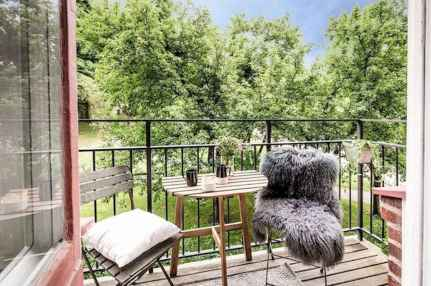 72 smart balcony designs with scandinavian ideas (6)