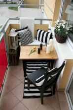 72 smart balcony designs with scandinavian ideas (62)