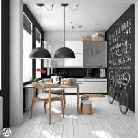 90+ inspiring and inventive scandinavian kitchen ideas (57)