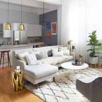 Awesome apartment living room decorating ideas (21)