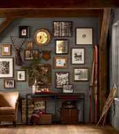 Awesome gallery wall living room ideas (19)