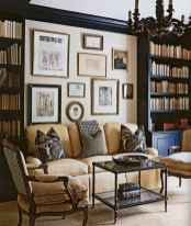 Awesome gallery wall living room ideas (45)