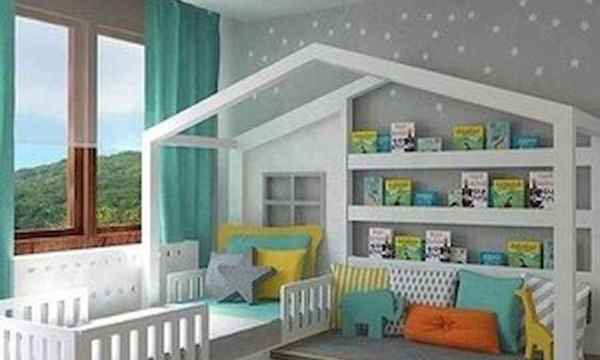 Awesome ideas bedroom for kids (30)