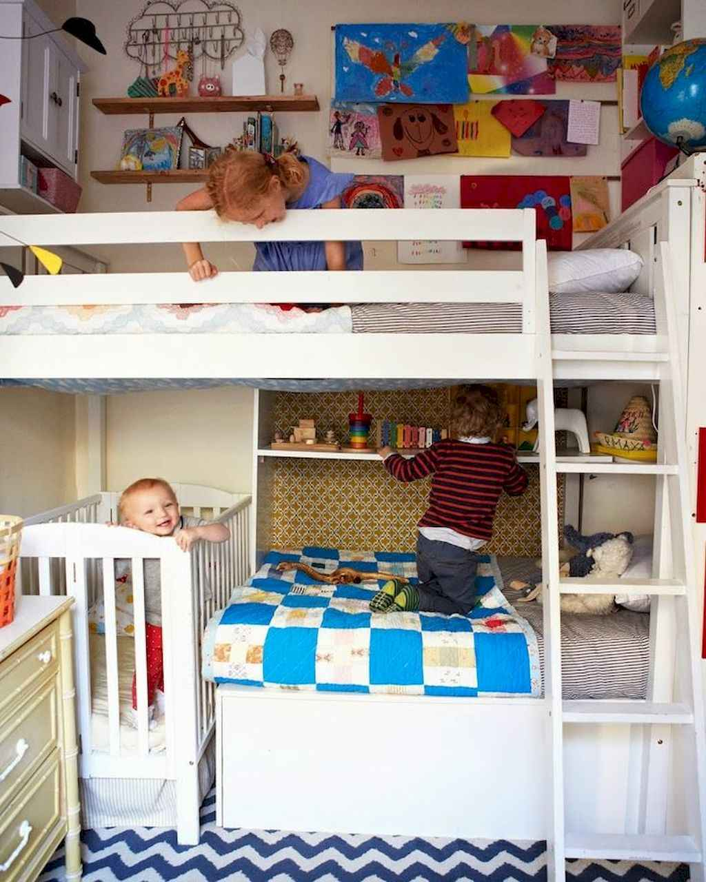 Awesome ideas bedroom for kids (49)