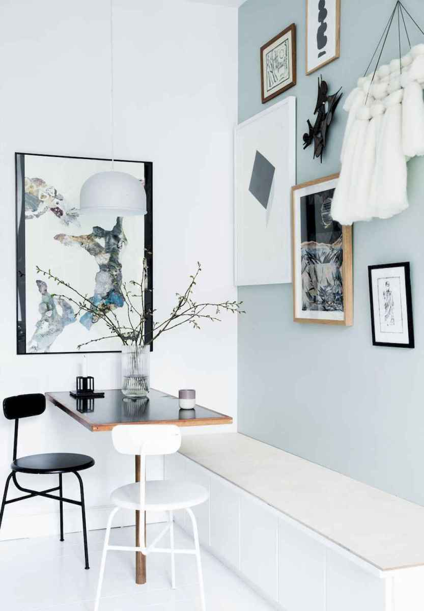 Awesome minimalist dining room decorating ideas (14)