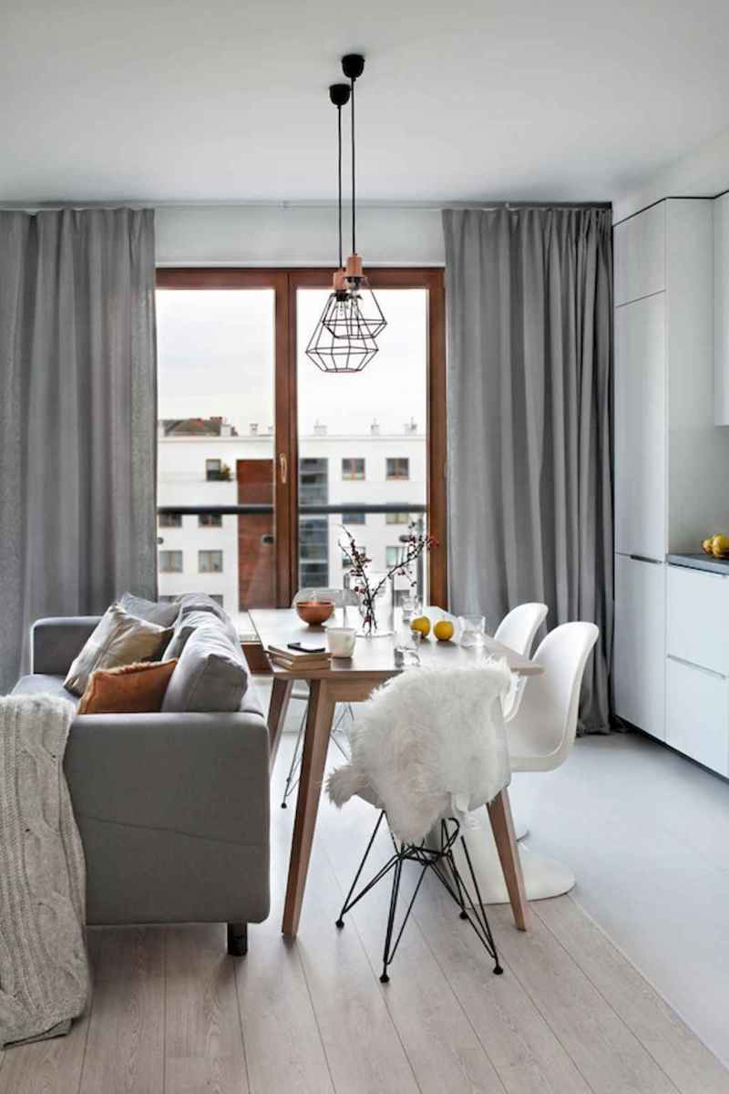 Awesome minimalist dining room decorating ideas (17)