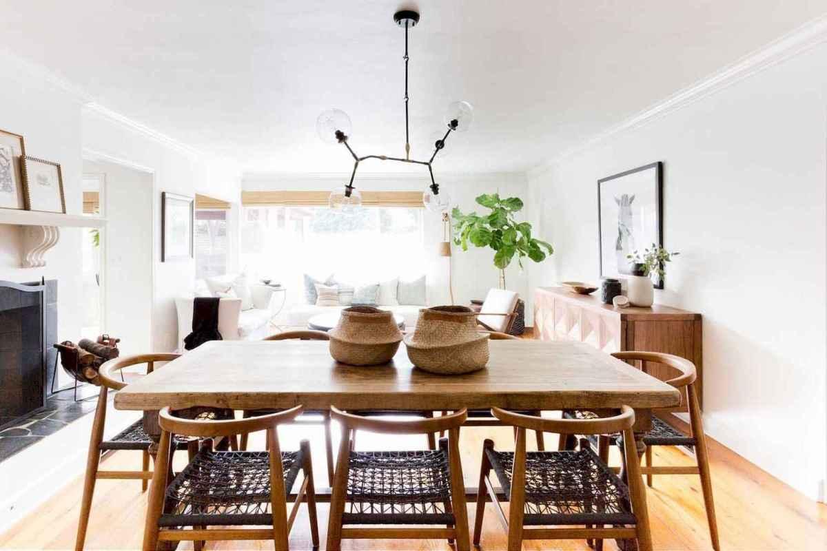 Awesome minimalist dining room decorating ideas (2)