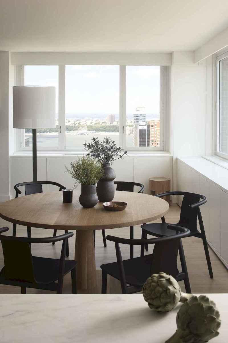 Awesome minimalist dining room decorating ideas (29)