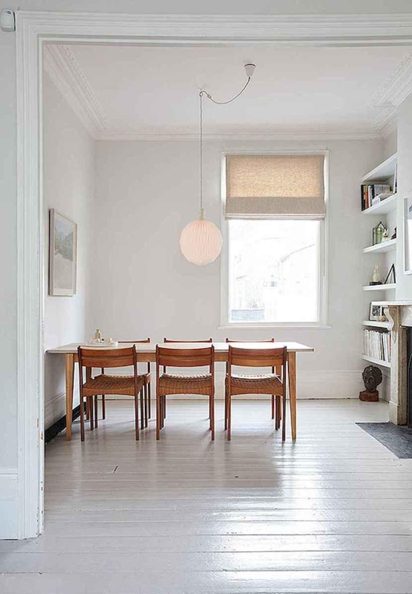 Awesome minimalist dining room decorating ideas (31)