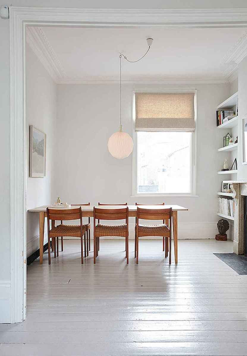 Awesome minimalist dining room decorating ideas (31)