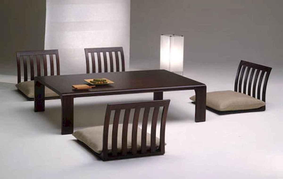 Awesome minimalist dining room decorating ideas (34)
