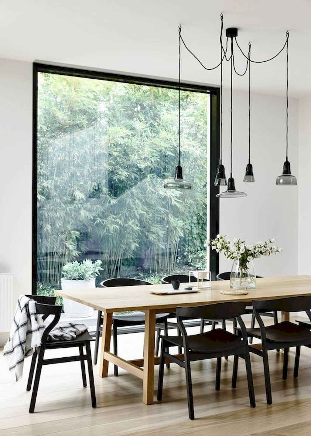 Awesome minimalist dining room decorating ideas (4)