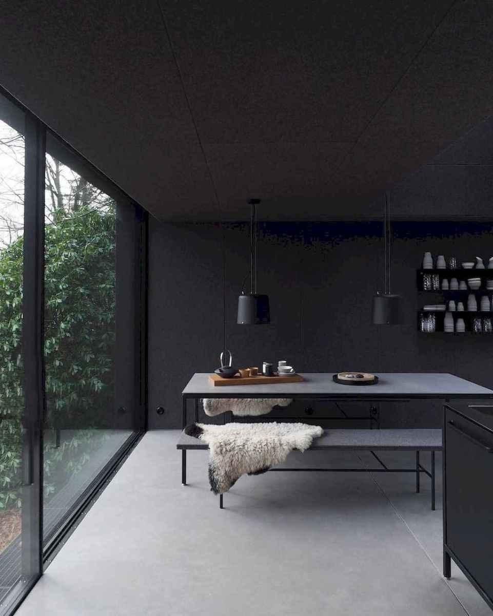 Awesome minimalist dining room decorating ideas (51)