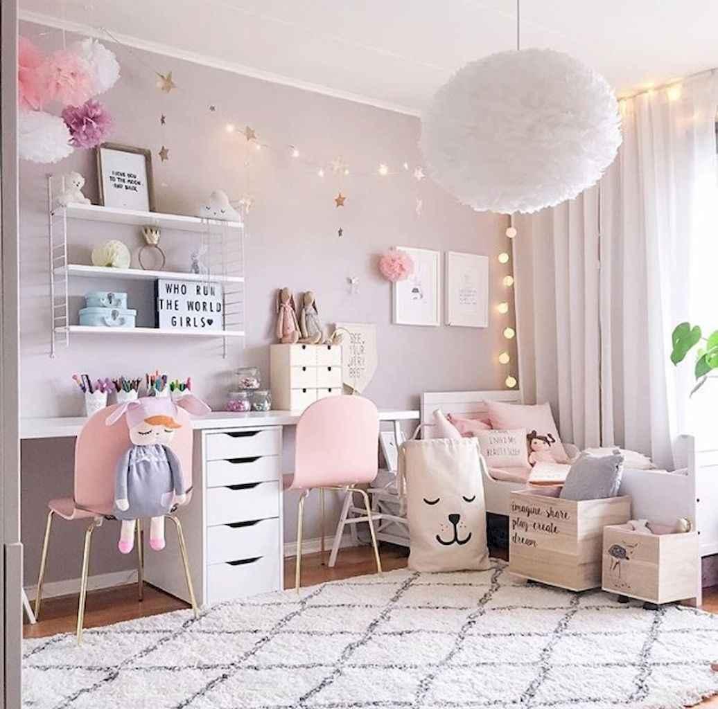 Cute decor bedroom for girls (10)
