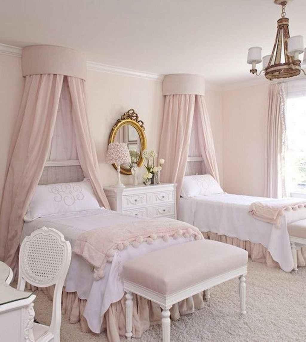 Cute decor bedroom for girls (29)