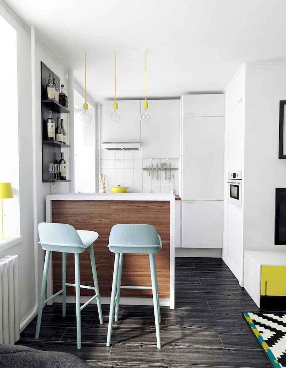 Easy apartement kitchen decorating ideas (28)
