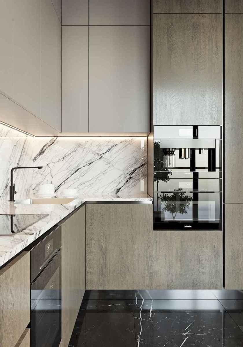 Easy apartment kitchen decorating ideas (41)