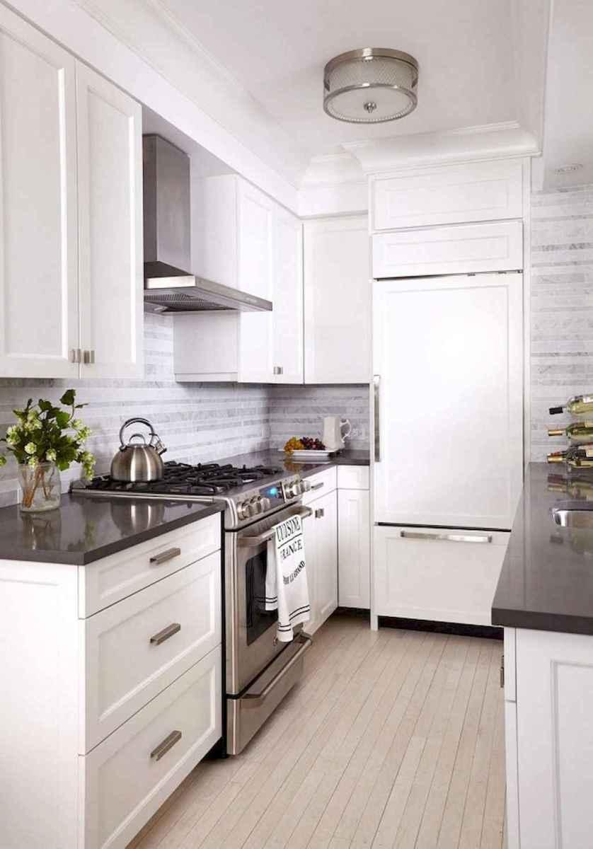 Easy apartment kitchen decorating ideas (45)
