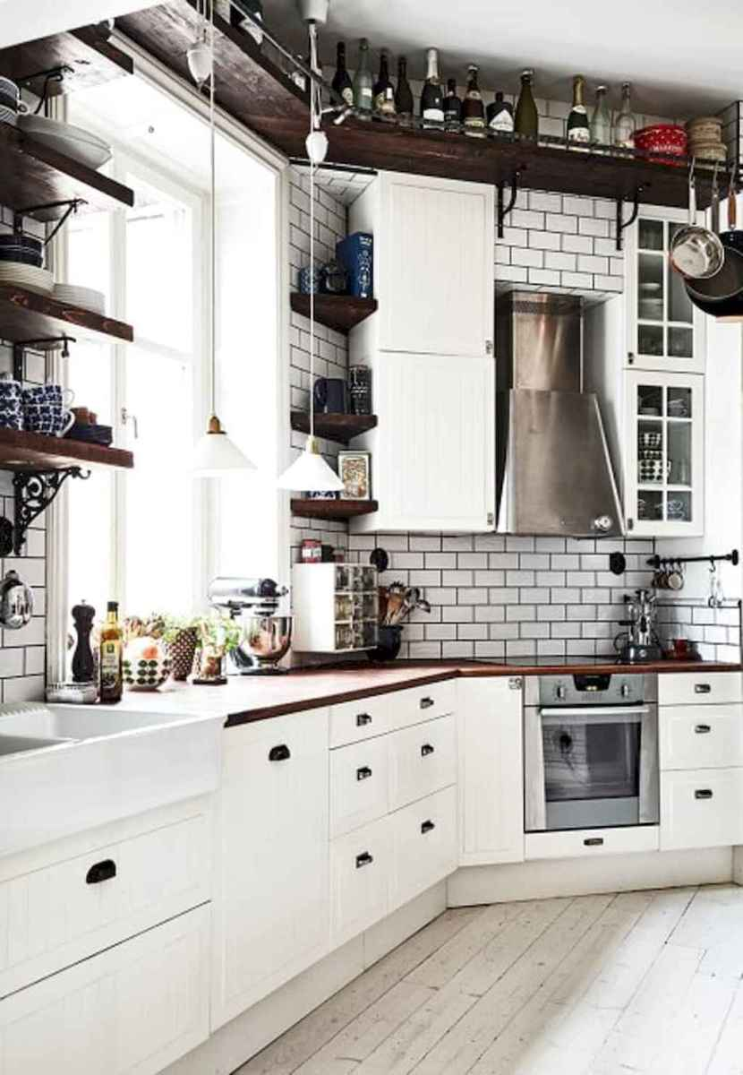 Easy apartment kitchen decorating ideas (46)