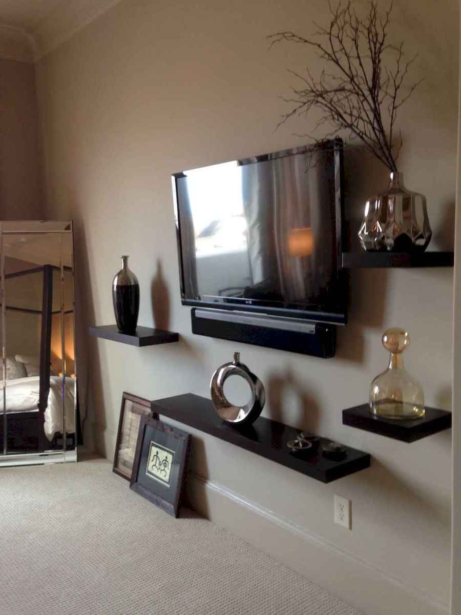 Incredible bedroom tv wall ideas (28)