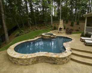 Incredible ground pool decorating ideas (28)