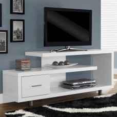 Inspired tv wall living room ideas (10)