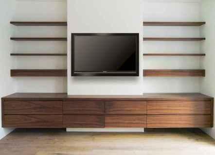 Inspired tv wall living room ideas (37)