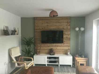 Inspired tv wall living room ideas (40)