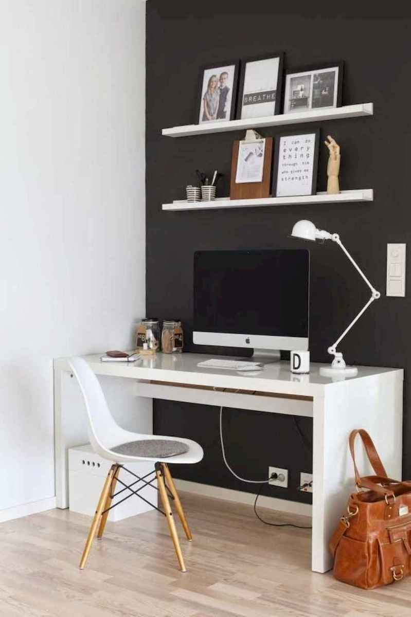 Smart solution for your workspace bedroom ideas (11)
