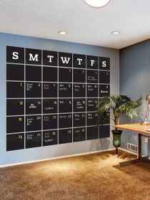 Smart solution for your workspace bedroom ideas (15)
