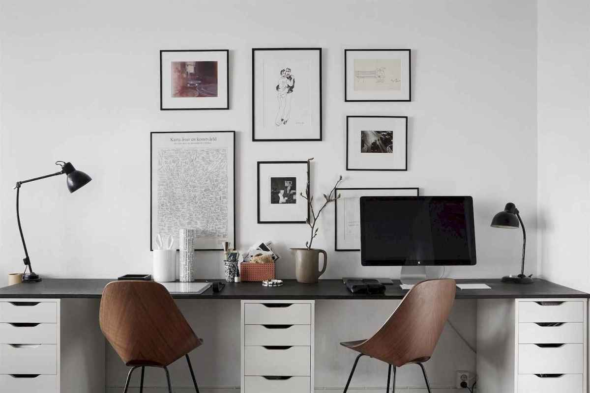 Smart solution for your workspace bedroom ideas (18)
