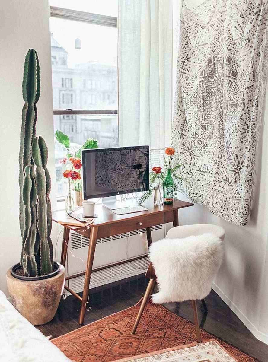 Smart solution for your workspace bedroom ideas (30)