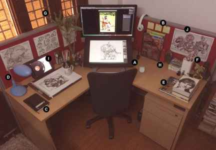 Smart solution for your workspace bedroom ideas (31)