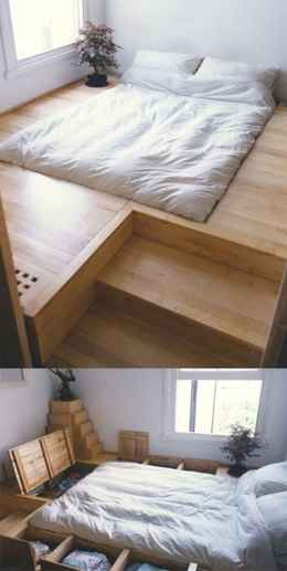 Smart solution for your workspace bedroom ideas (56)