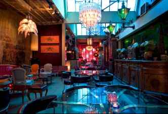 The 60 most stylish eclectic bar ideas (16)