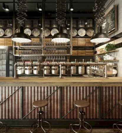 The 60 most stylish eclectic bar ideas (44)