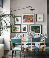 20 small and clean first apartment dining room ideas (14)