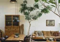 25 modern farmhouse living room first apartment ideas (11)