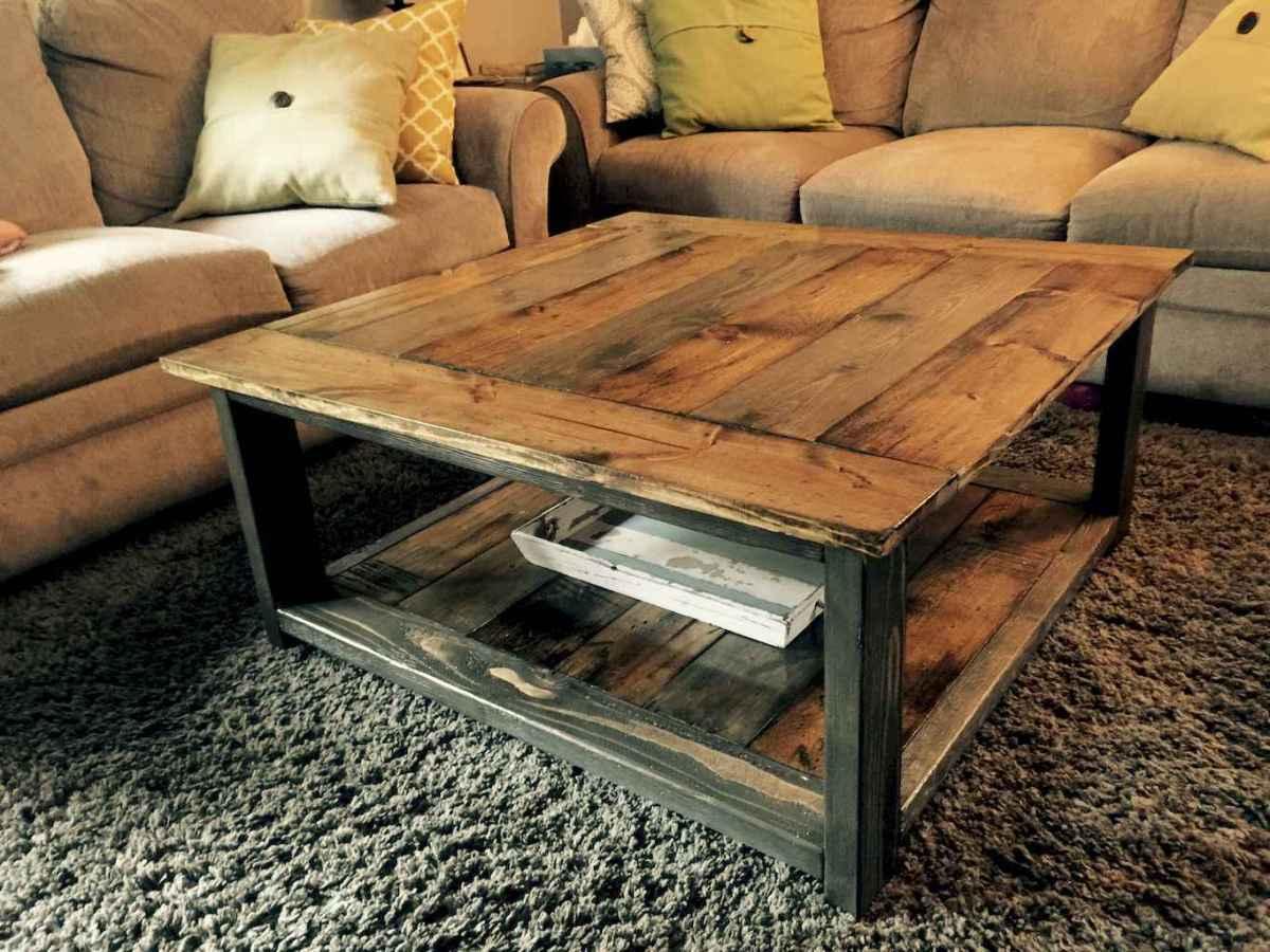 30 Inspiring Diy Rustic Coffee Table Ideas Remodel 14