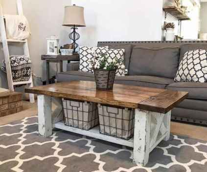30 inspiring diy rustic coffee table ideas remodel (19)