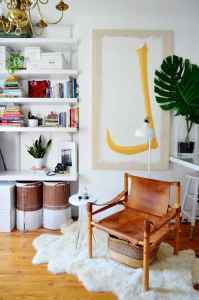 40 boho chic first apartment decor ideas (35)