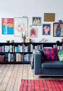 40 boho chic first apartment decor ideas (9)