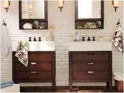 40 easy master bathroom organization ideas (16)