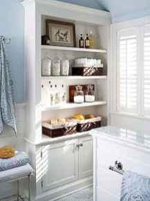 40 easy master bathroom organization ideas (34)