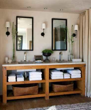 40 easy master bathroom organization ideas (40)